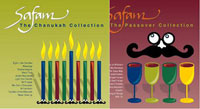 Safam Channukah Passover Collection
